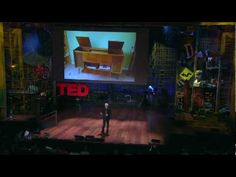 A fascinating talk on how architecture influences the creation and performance of music.