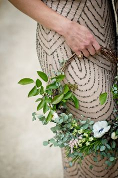 unique bridesmaid bouquet