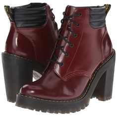 Dr. Martens Persephone (Shiraz Buttero) Women's Shoes ($100) ❤ liked on Polyvore featuring shoes, tan, laced up shoes, leather upper shoes, platform lace up shoes, tan shoes and light weight shoes