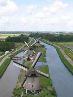 Oneindig Noord Holland / Strijkmolen