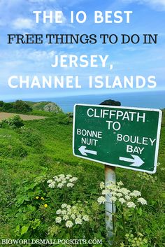 The 10 best FREE things to do in Jersey, Channel Islands, and they're great options for budget travel