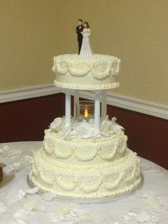 Wedding Cake  Cake by Aida