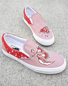 bdeddc4f838f Shoes by 2018 Vans Custom Culture ambassador