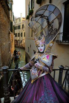 Sur les Ponts et les Passerelles de Venise...