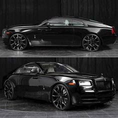 SPOFEC AND ROLLS-ROYCE Ever wondered what's the most exclusive vehicle to every leave a factory? If you said the Bad Ass Rolls-Royce Wraith then you're righ Auto Rolls Royce, Voiture Rolls Royce, Luxury Boat, Best Luxury Cars, Custom Wheels, Custom Cars, Carros Audi, Car Wheels, Expensive Cars