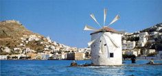 Leros, Greece - part of the Dedocanese island group