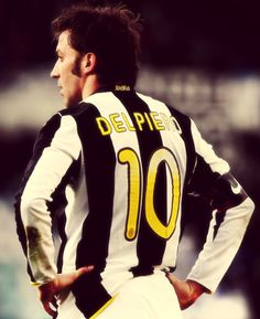Meet Alessandro Del Piero and get a signed t-shirt from the legend!