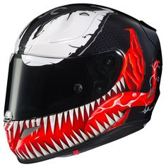 The all-new HJC RPHA 11 Pro in the next step in the upward evolution of the HJC helmet technology, and the flagship of the HJC Helmets brand. Motorcycle Helmet Accessories, Badass Motorcycle Helmets, Cool Motorcycles, Motorbike Clothing, Bike Helmets, Women Motorcycle, Vintage Motorcycles, Spiderman, Hjc Helmets