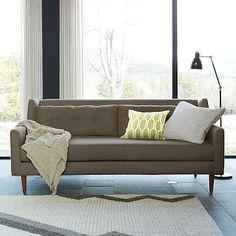 Crosby Sofa #westelm