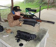 Walther's LGU/A new underlever spring rifle from Ulm holds promise. The Walther factory's new underlever will definitely give the Air Arms TX200 a run for its money. It's a wonderfully accurate rifle straight out of the box. This airgun article was first published in Shotgun News in early 2015: http://www.thegodfatherofairguns.com/walther-lgu-underlever-air-rifle.html
