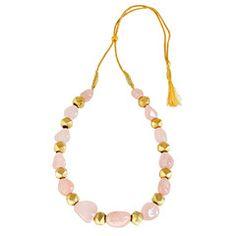 FLAMINGO NECKLACE #merchantsociety #oneofakind #flamingonecklace