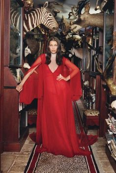 FashioNist: Bella Hadid is styled by Edward Enninful in Venetia Scott images