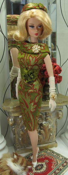The Largo for Silkstone Barbie and Fashion Royalty on Etsy now