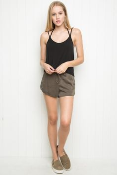 Brandy ♥ Melville | Sonya Tank - Just In