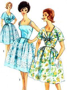 1960's Dress with Bolero