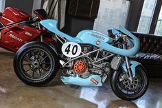 Meisturwerk Motorsports Ducati CAFE-GP