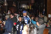The Big Game Party    Check out some pics of the WBLS Family cheering on the New York Giants as they won another NFL World Championship!!!