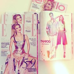 Tharog Jeans na sua revista de moda!!!!!! @paulodalagnoli @brunavanzuita…