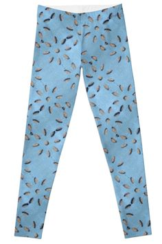 Jeans with flower cut outs by siwabudda