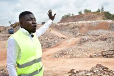 The management of a Chinese Firm, Sunda, says it is strictly operating within the law and with the consent of property owners at Bortianor near Accra in the blasting of rocks within the enclave. The firm which is levelling a portion of land acquired for the construction of one the... The post We are blasting in strict compliance with law and safety – Sunda reacts to concerns of Bortianor residents appeared first on Clickongh. Fast Moving Consumer Goods, Environmental Protection Agency, Accra, Best Relationship, Being A Landlord, Law, Rocks, Safety, Management