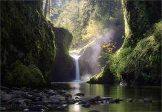 magical, LOVE waterfalls