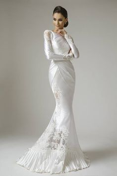 Gorgeous Vamp Mados Namai Wedding Dresses 2015 - Be Modish 2015 Wedding Dresses, Wedding Dresses Plus Size, Princess Wedding Dresses, Boho Wedding Dress, Wedding Dressses, Blue Wedding, Fall Wedding, Bridal Skirts, Bridal Gowns