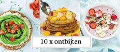 10 x ontbijtrecepten - Leuke recepten