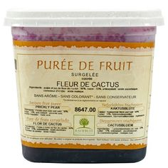 Prickly Pear Cactus Puree  1 tub  22 lbs ** Be sure to check out this awesome product.