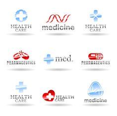 Medical logos 2 Gs Logo, Clinic Logo, Pharmacy Design, Free Website Templates, Vector Free, Vector Vector, Vectors, Logo Google, Photoshop Brushes