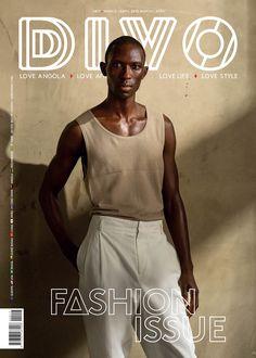 Armando Cabral - Divo Magazine #17 on Behance