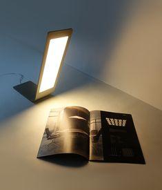 OLED Desk Lamp — Olga Kalungina