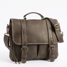 Village Satchel Tribe | Leather Bags | Roots