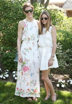 Olivia Palermo at summer pool party - THE OLIVIA PALERMO LOOKBOOK