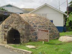 Bell Tank Scarborough Tobago