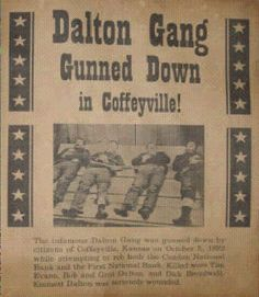 the Dalton Gang - Google Search