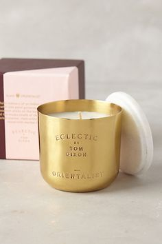 eclectic candle #anthropologie {$80} #giftsforher