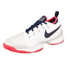 Nike Air Zoom Ultra React All Court Shoe Women - White, Blue