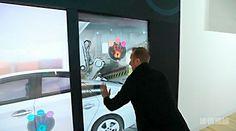 Toyota Prius interactive installation