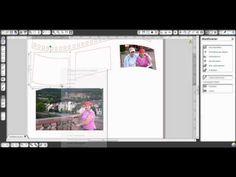 Fotos mit Silhoutte Studio in Form zuschneiden drucken und mit Cameo ausschneiden