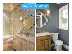 Fancy Bathroom Mirrors Decor Ideasdecor Ideas
