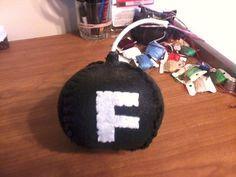 FBomb by IFeltItUp on Etsy, $7.00