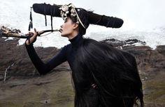 7 Days In Tibet: Harper's Bazaar Indonesia, November 2010 > photo 120569 > fashion picture