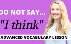 40 Common English Words to improve and build you Vocabulary. Watch the video lesson to learn how to use the 40 common English words when speaking in English Advanced Vocabulary, Improve Your Vocabulary, English Vocabulary, English Grammar, Basic Grammar, Improve English Speaking, Learn English Words, English Phrases, English Tips