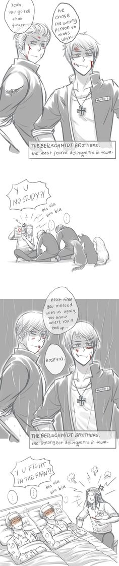 Germany and Prussia: