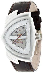 Hamilton American Classics Ventura Silver Dial Automatic Unisex Watch - H24515551