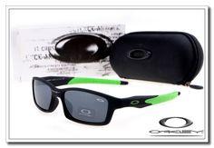 Oakley crosslink sunglasses matte black / island green / black iridium [CROL004] - $13.00 : - FakeForSale.org