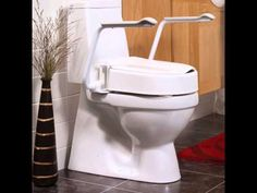 Raised Toilet Seat |  Raised Toilet Seat With Handles