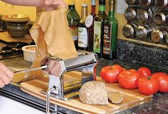 Tasty Tuesday: Homemade Ravioli!