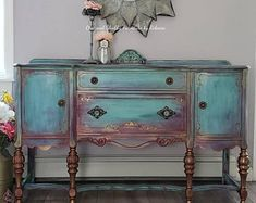 Tutorial Techniques Blending Chic and Shabby Furniture