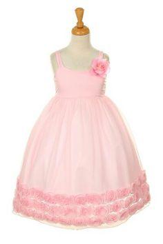 Flower girl - pink